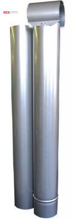 Rexener RST chimney extension 110 mm_REXP20045